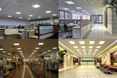 led panel lighting in retail - Google Search