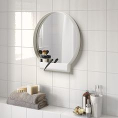 Democratic Design at Ikea - Mad About The House | #bathroom #mirror
