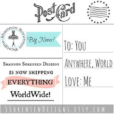 how to ship internationally with etsy