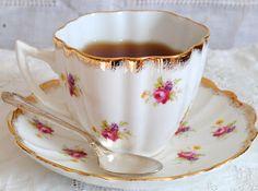 Sweet Cup!  Terri's beautiful tea cups  artfulaffirmations.blogspot.com