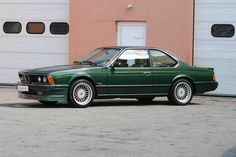 Classic Car News Pics And Videos From Around The World Bmw 635 Csi, Bmw 6 Series, Bmw Alpina, Bmw Classic Cars, Old School Cars, Bmw Cars, Amazing Cars, Super Cars, Cars