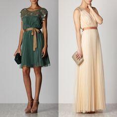 El chollo del día: un vestido para bodas de Hoss Intropia