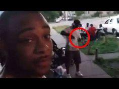 Man Shot And Killed During Facebook Live Stream - (More Info on: http://LIFEWAYSVILLAGE.COM/videos/man-shot-and-killed-during-facebook-live-stream/)