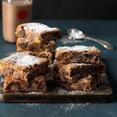 Chocolate Mincemeat Bars What would the holidays be without mincemeat for dessert? Even people who say they don't care for the taste will love these moist chocolate bars.