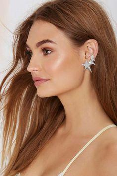 Melody Ehsani Shooting Star Crawler Earring - Accessories | Earrings
