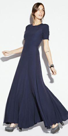 The Reformation :: CLOTHES :: DRESSES :: GOLDEN DRESS - DRESS on InStores