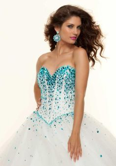 Mori Lee 93029 Prom Dress - PromDressShop.com