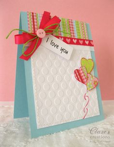 Happy Birthday card--this blog is devoted to sketch patterns for cards.