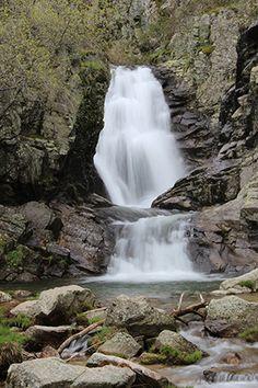 Ruta Cascada del Purgatorio/Rascafría