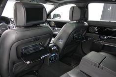 2012 Jaguar XJ-Series L Supersport - $68,000