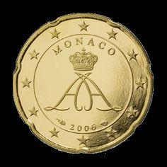 Monaco 20 Cent Coin (Albert II)