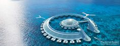 Some may think it is idealistic, but 97-year old architect Jacque Fresco is convinced his vision of the future is far better than how we live today.