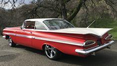 1959 Chevrolet Impala presented as Lot F143 at Pomona, CA