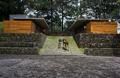 Equestrian center in Cuernavaca, Mexico