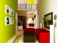 Gambar Photo Dekorasi Interior Rumah Minimalis Type 45, semoga dapat membantu Anda dalam menentukan dekorasi interior rumah idaman Anda