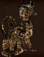 Image result for Steampunk Dragon