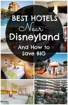 Disneyland Hotels Guide