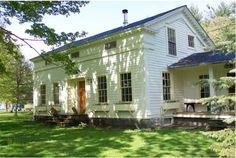 Greek revival Cape / Historic Homes / Colonial