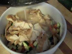 Christina's Delicious Chicken-less 'Veg Head' Pot Pie video