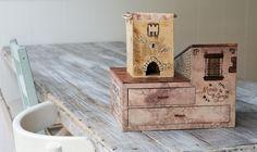 presentación de la caja de fotos #wedding #boda #caja #fotografía