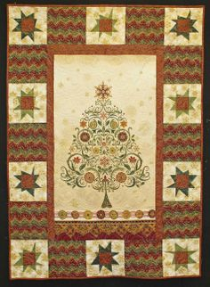 """""""All That Glitters"""" - Free pattern - by Christine Baker and Nellie Holmes,"""