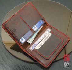 Ручная работа Бумажник (для документов, кредиток, купюр)