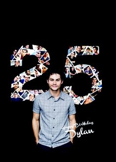 """Happy 25th birthday Dylan O´Brien!!! - """"This is life and imperfection is beautiful and don't be afraid of that."""""""