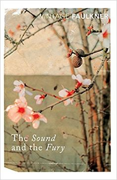 The Sound And The Fury - William Faulkner - Livres