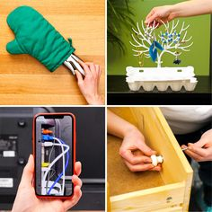 diy projects tutorial tricks useful things do it yourself crafts crafts… Diy Crafts Hacks, Diy Home Crafts, Diy Crafts To Sell, Diy Crafts For Kids, Upcycled Crafts, Diy Projects, Amazing Life Hacks, Simple Life Hacks, Useful Life Hacks