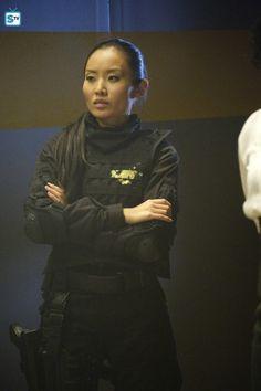"""#Quantico 1x12 """"Alex"""" - Iris"""