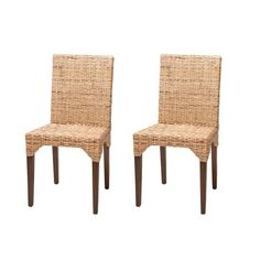 Votre Chaise En Kubu Sur Rotin Design In 2020 Basement Decor Dining Chairs Home Remodeling