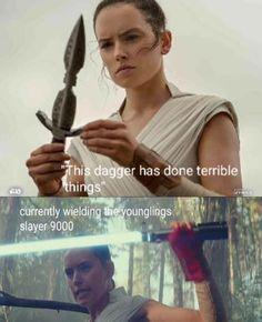 Really Funny Memes, Stupid Funny Memes, Funny Relatable Memes, Haha Funny, Funny Geek, Funny Stuff, Hilarious, Simbolos Star Wars, Star Wars Jokes