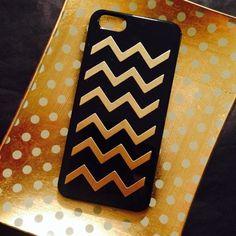 Zig Zag iPhone 5/5s Case | Lions Pride By Meri