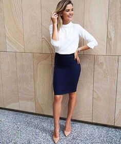 a91bed05835 ( link) Classy Work Outfit Ideas for Sophisticated Women 49