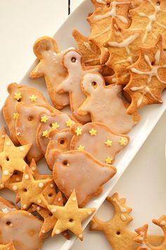 Bocadinhos de Açúcar: Bolachas de Natal de Gengibre e Canela