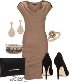 """Christmas Party"" by tmlstyle on Polyvore"