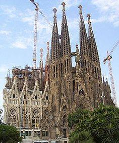 Gaudi: Sagrada Família
