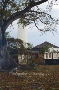 Negril Lighthouse & ruins, Jamaica
