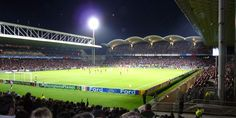Tour des stades : Gerland