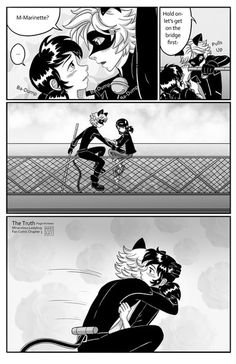 Lady Marinette Miraculous Ladybug Fan comic Chapter A city of Lies: Pages: 01 02 03 04 05 06 07 08 09 Chapter Complicated Love: Pages: 01 02 03 04 05 06 07 08 09 10 11 Chapter The Truth: Pages: 01 02 03 04 05 06 07 08 09 10 11 12 13 Comics Ladybug, Miraclous Ladybug, Ladybug Cartoon, Marichat Comic, Miraculous Characters, Complicated Love, Adrien Y Marinette, Miraculous Ladybug Fan Art, Cat Noir