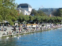 Zürich... das ist Lebensqualität Dolores Park, Landscape, Travel, Switzerland, Trips, Scenery, Viajes, Landscape Paintings, Traveling