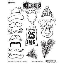 Ranger Dyan Reaveley Stamp Set - Christmas Accessories