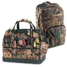 222d9d8871 Carhartt Legacy RealTree Xtra Work Bag Combo Pouches