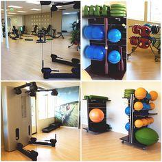 Luxus fitnesscenter  Das neue Luxus-Fitnesscenter für zu Hause von Technogym | Sports ...