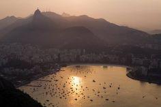 Guanabara Bay, Rio de Janeiro Brazil