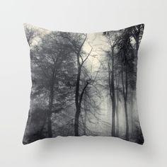 Tree throw pillows