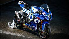 Suzuki GSXR 1000 Suzuki Endurance Racing Team (SERT)