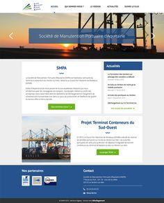 SMPA - idéveloppement : création de site internet bordeaux #webdesign #frontend #backend