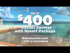 Bahamas New TV Commercial