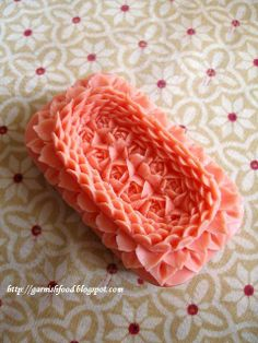 carved food art baby | soap carving design carved with soap tool set